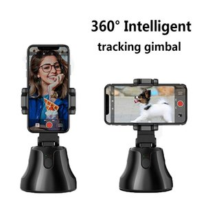 360° Rotation Portable All-in-one Auto Smart Shooting Selfie Stick Auto Face Tracking Object Tracking vlog Camera Phone Holder