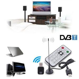Mini USB 2.0 Dijital DVBT SDR + DAB + FM HDTV Kartı TV Çubuk Anten Dongle Video Yayını Kaydı Antena DVBT Alıcısı