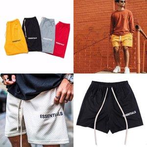 2020 Le nouveau été poutre Pieds Casual Pants recadrées japonais de grande taille All-Match Essentials Shorts Hommes Marque Populaire Ins en vrac Sport Pa # 111