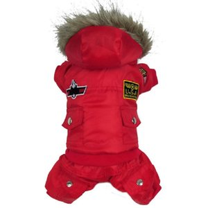 Dog Hoodie Puppy Clothes For Dogs Sweatshirt Pets Clothes Winter Dog Jumpsuit Overalls