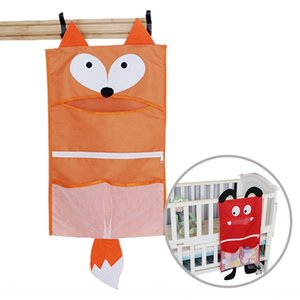 New cartoon style children's bed hanging Baby bed storage furniture not storage bag bathroom toy hanging bag