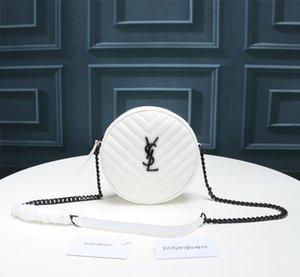 2020 hot classic colors brwon letter logo leather women handbag fashion men leather shouler bag free shipping 17-17-5.5cm 610436
