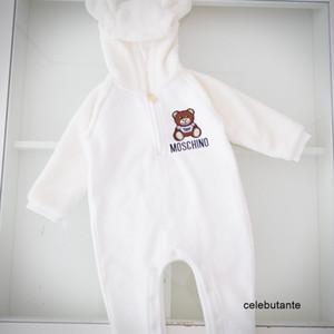 Младенец Дети Комбинезоны Мальчика Одежда для новорожденных малышей осени и зимы ползунки