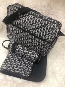 2020 High Mummy Bag Nursing Handbag Baby Diaper Bag with USB Interface Large Capacity Waterproof Nappy Bag Kits Mummy MaternityHGws#