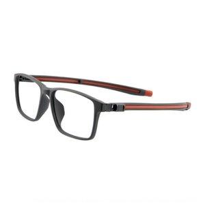 남성의 대형 프레임 스포츠 농구 프레임 TR90 자기 풀 다리 농구는 미끄럼 방지 방지 떨어 안경 안경