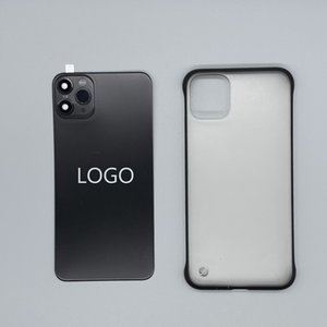 Back Protector Film & Case For iPhone X XS Seconds Change to 11 PRO MAX Lens Sticker Modified Camera Cover Titanium Alloy Case