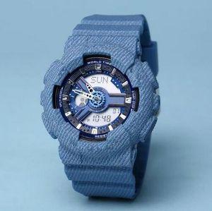 2020 donne nuovo progettista orologi sportivi di lusso Shock LED militari digitali da polso della signora bambini vigilanza del regalo Data Alarm Clock I guardiani del giorno