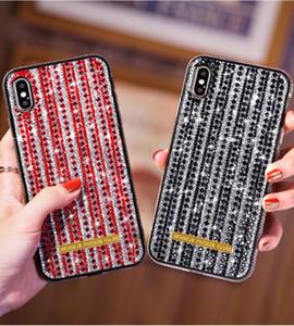Adecuado para IPhone 11 Pro caja del teléfono móvil Max x / x diamante estilo de creación iPhone 7 más protección anti-caída xsmax iPhone 12 min