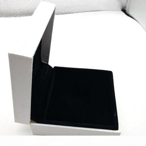 O New Fashion White Pandora Style Box Bracelet Bangle Box Of Original Jewelry Please Buy With Jewelry Send Together