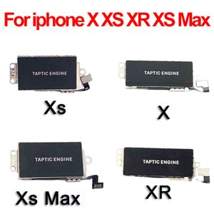100% Tested Working Repair Parts Replacement Vibrator Motor Vibrating Taptic Engine Part Flex Cable For iPhone X XS XSMAX XR