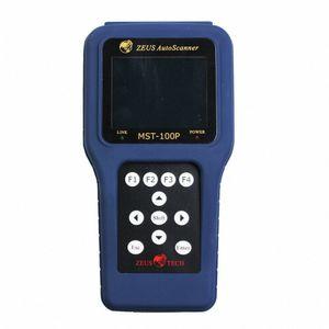 Scanner Tool MST100P 13 En 1 probador de diagnóstico Moto MST 100P Nueva motocicleta universal de diagnóstico del escáner de mano libre de la nave Mtep #