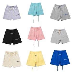 # 858 İpli IGNELERI 3 Renkler Moda Sweatpants Kelebek İşlemeli Yan Çizgili Essentials Erkek Pantolon WoEssentials Erkek Pantolon Uzun Pantolon