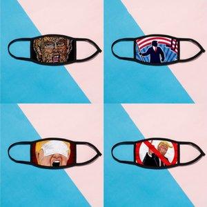 19SS hiver Biden Masque de plein air Deux-Faced Réchauffez Voyage Châle Biden Masque Marque Cachemire Classique Imprimé Biden Mask avec l'original Bo # 578 # 909