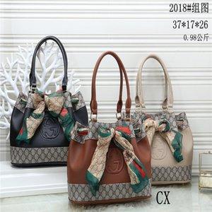 The latest hot fashion bag ladies shoulder bags bow patchwork coin purse oblique fashion shoulder bag handbag