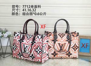Europe 2020 women bags handbag Famous handbags Ladies handbag Fashion tote bag women's shop bags backpack 7712#60