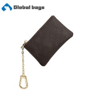 дизайнер брелок мужчина женщина мужчина ключ мешок монет мешок дизайнер бумажники дизайнер кошелек держатель карты моды сумки мужские Keychain бумажники кошельки