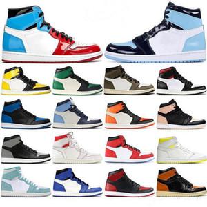 2020 Nouveau 13 Hommes Femmes Chaussures de basket-13s 1 1s LOW WMNS CONCORD 11 11s Jumpman 23 HIGH Space Jam Sneakers