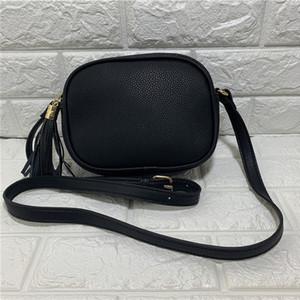 Adatti a donne nappa borse della borsa della borsa di Crossbody Bag Soho Disco Designer borsa a tracolla con frange del sacchetto della signora borsa