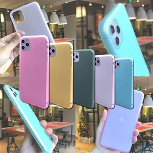 Skin Candy Liquid Latex TPU Transparent Frosted Silicone Phone Case Transparent for Iphone11 X Case
