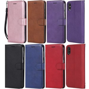 2019 Capa For iPhone 11 Pro Max Leather Phone Case For apple X XS Max XR 7 8 Plus 6 6S 5 5S SE Man Lady Wallet Stand Covers D06F