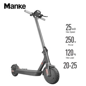 Mankeel US EU STOCK Free Fast Shipping Waterproof Cashew Nuts Electric Scooter Moped Adult Scooter Off-road E-scooter MK083