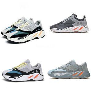 2020 Jungen Sportaußen Kanye West 700 Kanye West 700 Schuh-Mädchen-LaceUp Fashion Sneakers BabyToddlerLittleBig Kid echtes Leder T # 211
