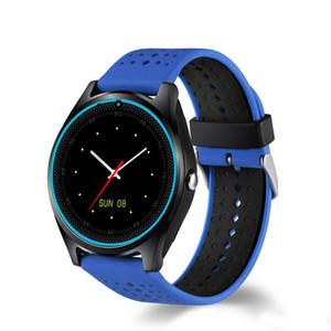 V9 SmartWatch android V8 DZ09 U8 montres intelligentes SIM montre téléphone mobile intelligent peut enregistrer l'état de veille montre intelligente 1pcs