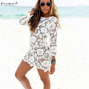 Bikini Beach Dress Robe Cover Up Swimsuit Covers Up Suit Cover Ups Beach Wear Pareo Swimwear Womens Swim Suit