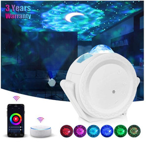 Projecteur Étoile Night Light Galaxy Projector Light Work Life intelligent avec Alexa Accueil Ocean Wave Night Sky projecteur étoile lumières pour Kids Party