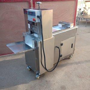 Электрический Food Slicer Мясо строгания Баранина Ролл Cutter CNC одного Обрежьте ягненка Lamb резки 1100V / 220V