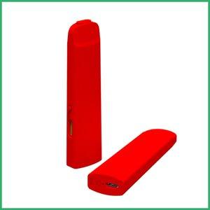 rechargerable flat white batteria usa e getta penna vaporizzatore Vape con olio di vetro serbatoio di ceramica cartucce Vape Pen vaporizzatore Spesso perdita di olio Proo