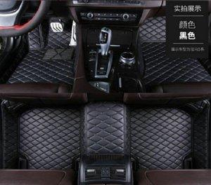 Para Infiniti FX35 FX37 FX45 FX50 2003-2013 impermeable antideslizante alfombra del piso Alfombras