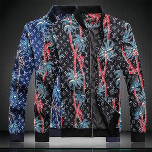 Men Designers winter Bomber jacket flight pilot Jacket windbreaker oversize outerwear casual coats mens clothing tops