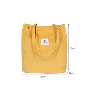 Mulheres Canvas Bolsas Moda Pure Color Grande Capacidade Lightweight portátil ombro saco simples Lunch Bag Casual Tote