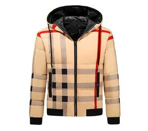 BBBB Hommes Down capuche de haute qualité Hommes Femmes hiver Parka Hip Hop Hommes Desigenr Manteaux d'hiver kaki