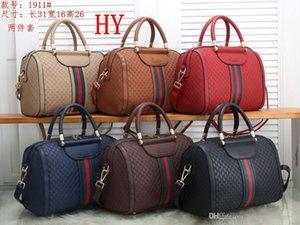HY 1911 # 새로운 스타일 패션 가방 여성 핸드백 가방 여성 토트 가방 배낭 가방 단일 어깨 가방