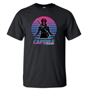 Torankusu Capsule Dragon Ball Anime T-shirt des hommes japonais de Super T-shirt T Dragonball Z T-shirt des Harajuku d'été
