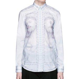 TOP 20SS Jésus Religion Shirts Automne High-End Mode Printemps Eté Vacances T-shirt Sun Protection Vêtements Homme Femme Veste Tee HFYMCS029
