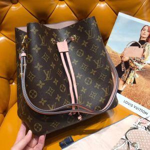 188LVLOUISVUITTONNEVERFULL LEATHER HANDBAGS NEW WOMEN MESSENGER BAGS BIG TOTE MICHAEL SHOULDER BAG CLUTCH Messenger Bag
