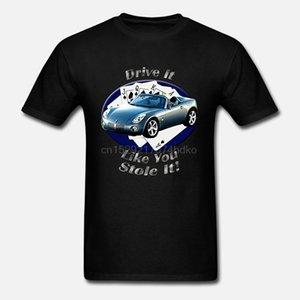 Pontiac Solstice guidarla Uomo Scuro T-shirt