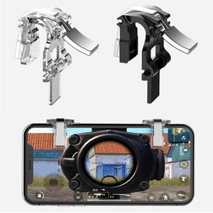 L1 R1 PUBG mobile shooting controller for iPhone Android L1R1 shooting shooting button game joystick gamepad key target smartphone