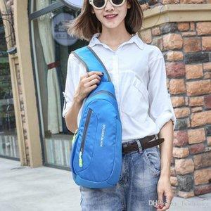 New Male Chest Bag Fashion Leisure Waterproof Man Oxford Cloth Korea Style Messenger Shoulder Bag For Teenager Bag A-36