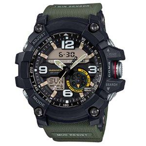 Высокое качество мужской г спорт GG1000 G 500 компас термометр функции часы LED хронограф шокирует все функции работы водонепроницаемые часы