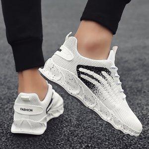 통기성 여름 새로운 MenSneakers 에어 쿠션 가볍고 통기성 운동화 패션 신발 커플 스포츠 신발 남성 신발 캐주얼