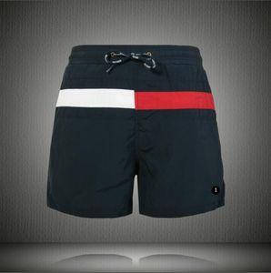 T-shirt men's shorts beach casual sports shorts hot sale male Multicolor Quick-drying shorts knee-length free shipping T-shirt