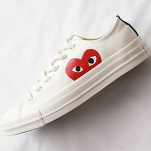 2020 new -des-garcons-play-chuck-neakers-for-men-039 (1)898