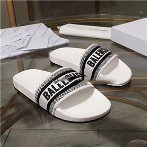 2020 new free delivery Cheap Best Men Women Sandals Designer Shoes Luxury Slide Summer Fashion Wide Flat Slippery Sandals