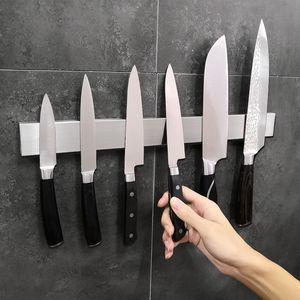 Holder Magnetic Knife Magnet montaggio a parete coltello rack in acciaio inox 304 Magnet