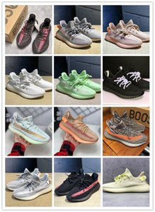 2019 New designer fashion high quality Sneakers kanye west Running Shoes Sneakers Zebra Beluga Sneakers with box