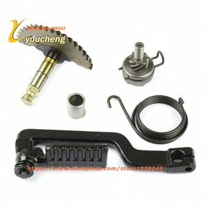 GY6 50 80cc Starting Lever Actuating Scooter Engine Kick Starter Spring Idle Gear Spare Parts 139QMB Moped Wholesale QDTJZ-GY650 DMeg#